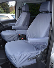 Load image into Gallery viewer, Mercedes Vito Van Grey Seat Covers