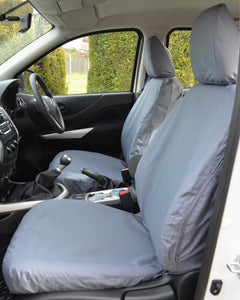 Mercedes X-Class Tailored Grey Front Seat Covers