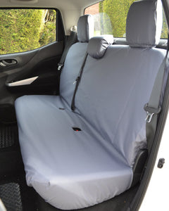 X-Class Pickup Truck Tailored Seat Covers in Grey