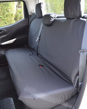 Load image into Gallery viewer, X-Class Pickup Truck Tailored Seat Covers in Black