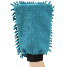 Load image into Gallery viewer, Microfibre Hand Wash Mitt