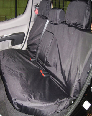 Mitsubishi L200 Rear Seat Cover - Double Cab