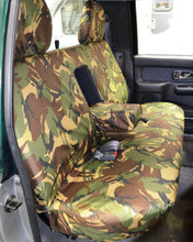 Load image into Gallery viewer, Green Camo Rear Seat Cover - L200 Pickup Truck (1996-2005)