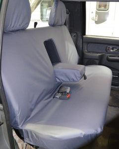 Rear Seat Cover in Grey - L200 Pickup Truck (1996-2005)