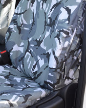 Load image into Gallery viewer, Navara Camouflage Seat Covers