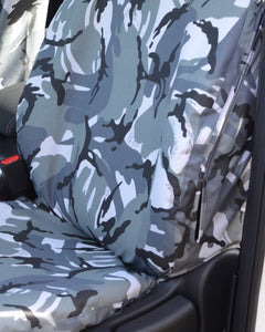 Camouflage Seat Covers for Nissan Navara