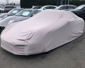 Car Cover for Outdoor Use on VW Golf