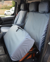 Load image into Gallery viewer, Peugeot Expert Van Bench Seat Cover