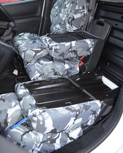 Peugeot Partner Double Van Seat Covers