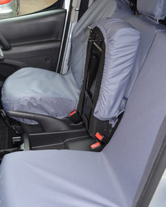 Peugeot Partner Folded Seat Covers