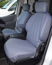 Load image into Gallery viewer, Peugeot Partner Single Seat Covers