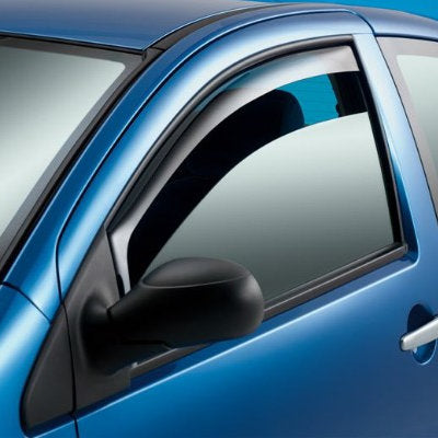 Climair® Rain and Wind Deflectors for Fiat Fullback Pickup Truck