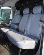Load image into Gallery viewer, Renault Master Waterproof Seat Covers