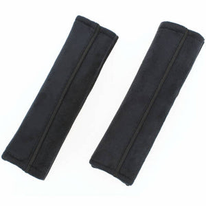 Seat Belt Pads - Black