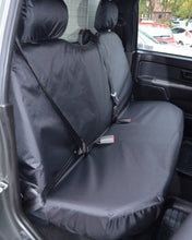 Load image into Gallery viewer, Isuzu Rodeo D-Max Pick-Up Truck Tailored Rear Seat Cover