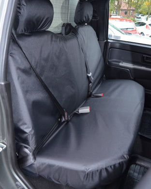 Isuzu Rodeo D-Max Pick-Up Truck Tailored Rear Seat Cover