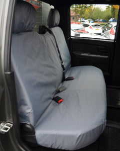 Isuzu Rodeo D-Max Double Cab Rear Seat Cover