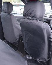 Load image into Gallery viewer, Isuzu Rodeo Pick-Up Truck Seat Covers - Black