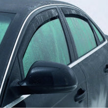 Load image into Gallery viewer, Mercedes-Benz C-Class Slimline Side Window Deflectors