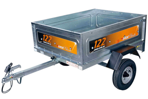 Small Trailer - Unbraked
