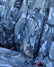 Load image into Gallery viewer, Sprinter Mk2 Seat Covers - Grey Camouflage Double Seat