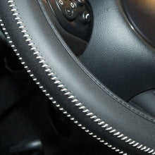 Load image into Gallery viewer, Car Steering Wheel Cover - Stitched