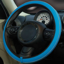 Load image into Gallery viewer, Steering Wheel Cover - Blue