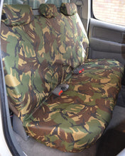 Load image into Gallery viewer, Toyota Hilux Invincible Back Seat Covers