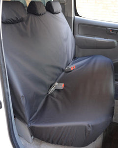 Toyota Hilux Invincible Rear Seat Covers