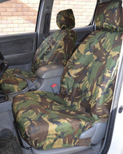 Load image into Gallery viewer, Toyota Hilux Camo Seat Covers - 2005 to 2015 Mk7