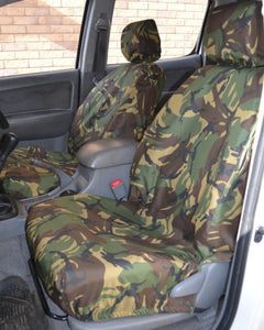 Toyota Hilux Camo Seat Covers - 2005 to 2015 Mk7