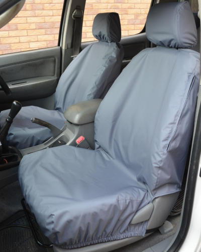 Hilux Seat Covers - 2005 to 2015 Mk7
