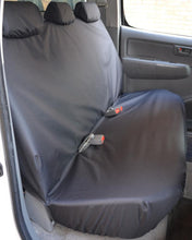 Load image into Gallery viewer, Toyota Hilux Rear Seat Covers