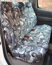 Load image into Gallery viewer, Toyota Hilux Tailored Seat Covers