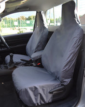 Load image into Gallery viewer, Toyota Hilux Single Cab Seat Cover in Grey