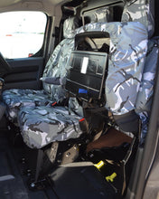 Load image into Gallery viewer, Fold-Up Seat Cover in Camo for Toyota Proace Van