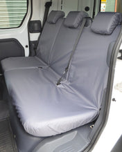 Load image into Gallery viewer, Ford Transit Connect Van Mk1 Rear Seat Covers - Grey
