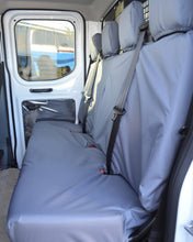 Load image into Gallery viewer, Ford Transit Double Cab Grey Bench Seat Cover