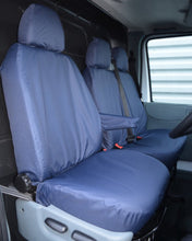Load image into Gallery viewer, Ford Transit Van Mk6 to Mk7 Seat Covers - Blue