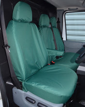 Load image into Gallery viewer, Ford Transit Van Mk6 and Mk7 Seat Covers - Green