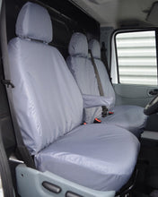 Load image into Gallery viewer, Ford Transit Van Mk6-Mk7 Seat Covers - Grey