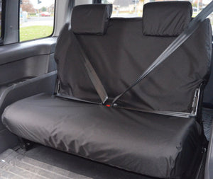 VW Caddy Life Back Seat Covers