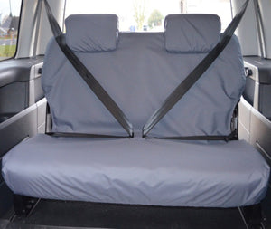 VW Caddy Maxi Kombi Back Seat Covers
