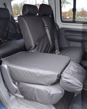 Load image into Gallery viewer, VW Caddy Life Rear Seat Covers