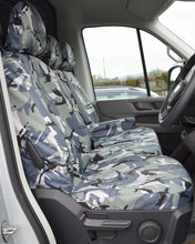 Load image into Gallery viewer, New VW Crafter Seat Covers - Camo Drivers