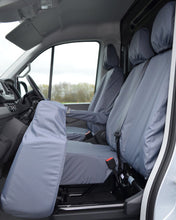 Load image into Gallery viewer, New VW Crafter Seat Covers - Dual Passenger Seat