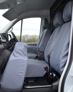 New VW Crafter Seat Covers - Dual Passenger Seat