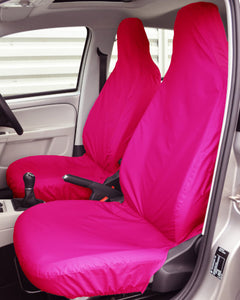 Pink Seat Covers for VW up