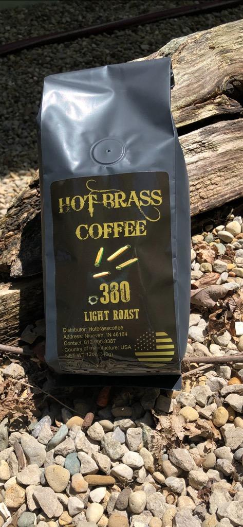 .380 Caliber Light Roast (Free Shipping on Orders $30.00 or more!)
