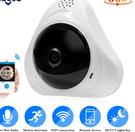 Remote Access 360 Degree Camera